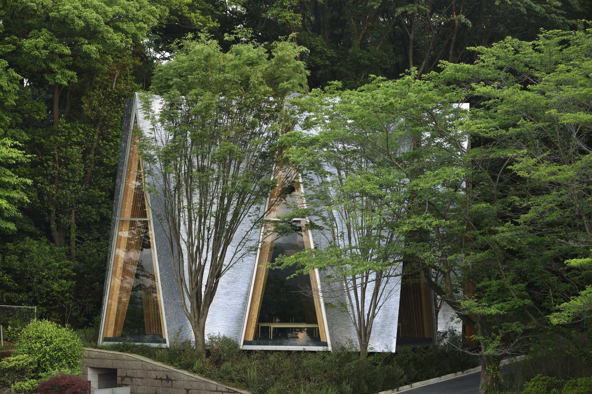 Capilla del Bosque Sayama  - 4 40