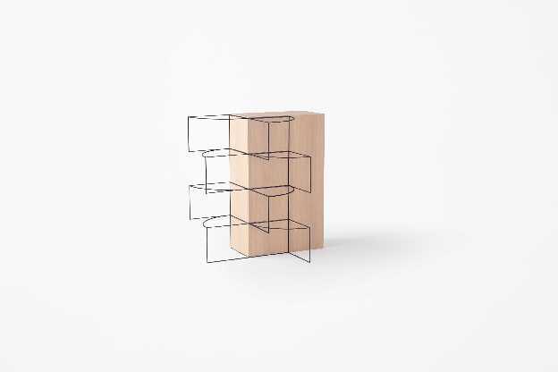 Nendo: Trazos  - trace container18 akihiro yoshida 42