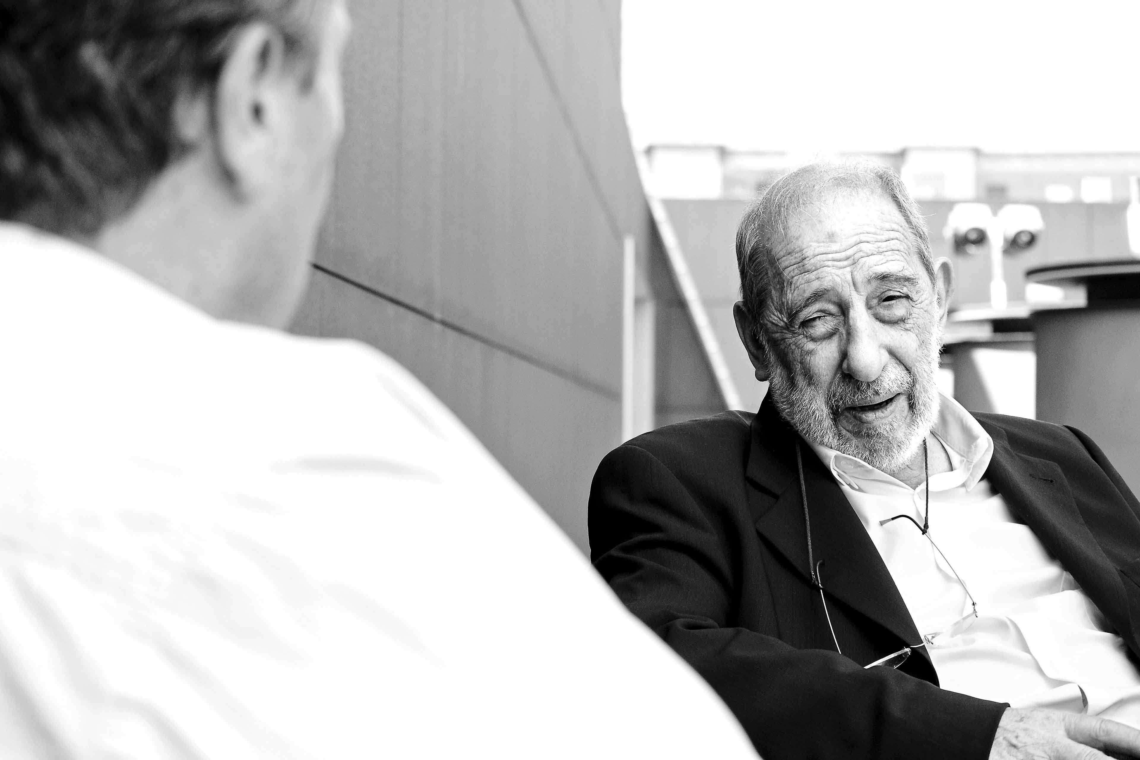 álvaro Siza Vicente Verdú Entrevista Magaceen By Cosentino